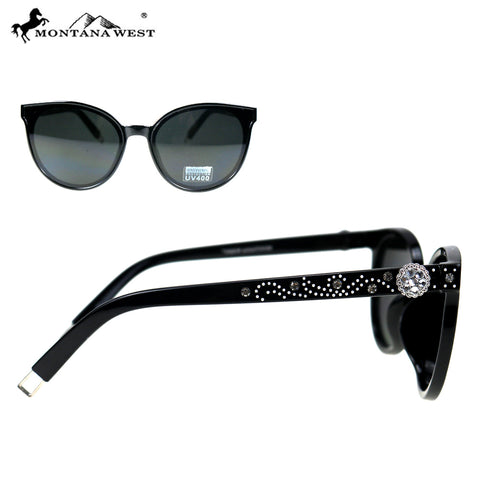 SGS-5303 Montana West Cat Eye Collection Woman Sunglasses