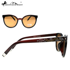 SGS-5305 Montana West Cat Eye Collection Woman Sunglasses By Pair