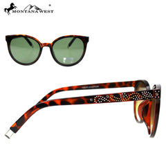 SGS-5305 Montana West Cat Eye Collection Woman Sunglasses