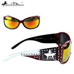 SGS-TX03 Montana West Texas Collection Sunglasses