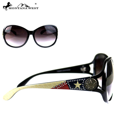 SGS-TX06 Montana West TexasCollection Westrn Woman Sunglasses