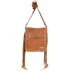 TR106G-9360 Trinity Ranch Fringe Collection Concealed Carry Crossbody Bag