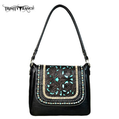 TR49-121 Trinity Ranch Tooled Collection Hobo