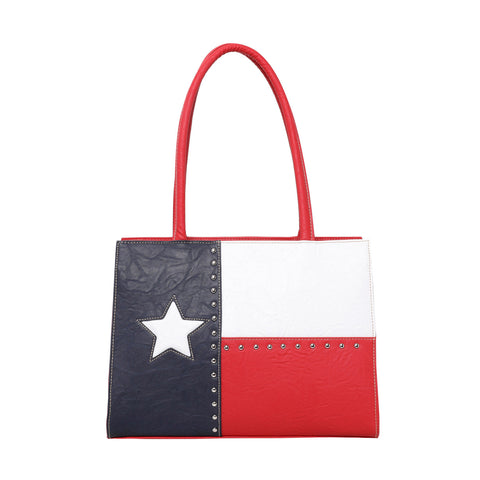 TXG-816AK Montana West Texas Pride Collection Concealed Carry Tote