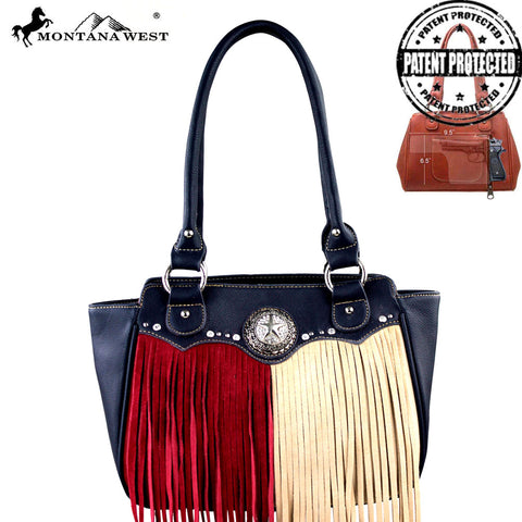 TX13G-8250 Texas Pride Concealed Handgun Collection Handbag