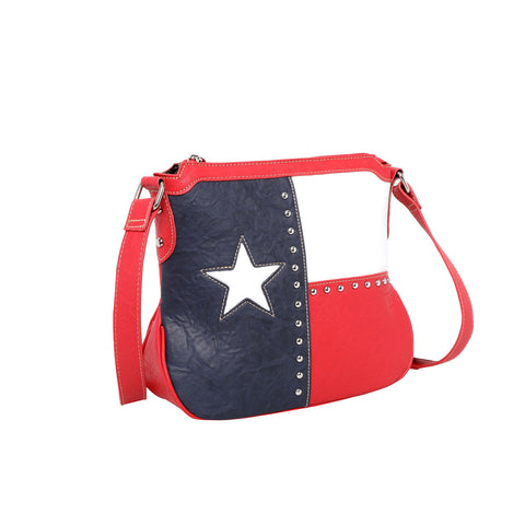 TXG-8295K Montana West Texas Pride Collection Concealed Carry Crossbody