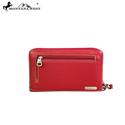 US04-W003 Montana West American Pride Collection Wallet