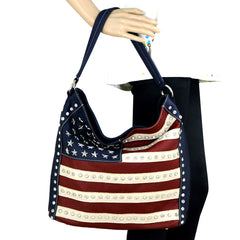 US19-918 Montana West American Pride Collection Hobo