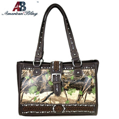 ABD-3001  American Bling Dual Sided Concealed Carry Tote Bag