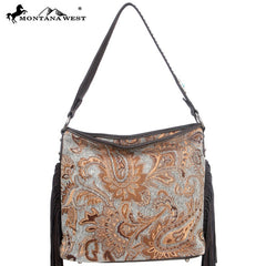 MW110-121 Western Aztec Collection Handbag