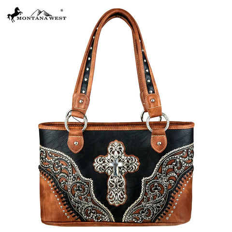 MW409-8014  Montana West Spiritual Collection Tote
