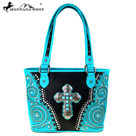 MW412-8014  Montana West Spiritual Collection Tote