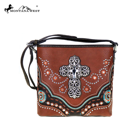MW413-8287 Montana West Spiritual Collection Crossbody