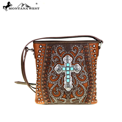 MW423-8287 Montana West Spiritual Collection Crossbody