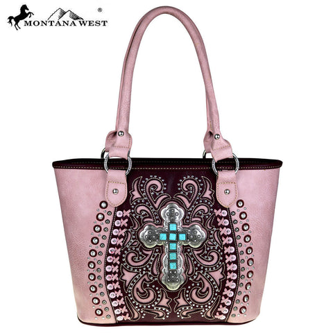 MW423-8317 Montana West Spiritual Collection Tote