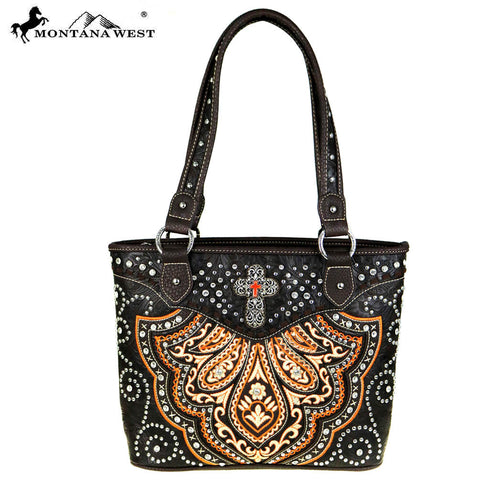 MW443-8014  Montana West Spiritual Collection Tote Bag