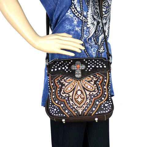 MW443-8295 Montana West Spiritual Collection Crossbody