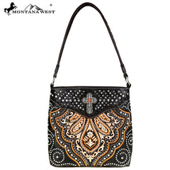 MW443-916 Montana West Spiritual Collection Hobo Bag