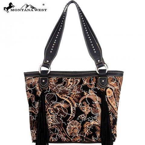 MW47-8317 Montana West Bling Bling Collection Handbag