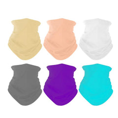 NFC-MIXA  American Bling Neck Gaiter (Prepack 6Pcs/Assorted Colors)