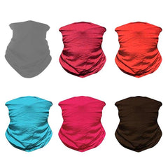 NFC-MIXB  American Bling Neck Gaiter (Prepack 6Pcs/Assorted Colors)