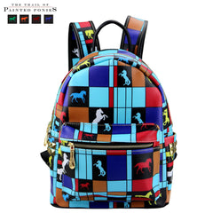 TPP03-9112 The Trail Of Painted Ponies Collection Backpack