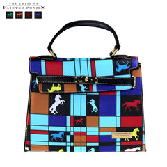 TPP03-9319 The Trail of Painted Ponies Collection Satchel