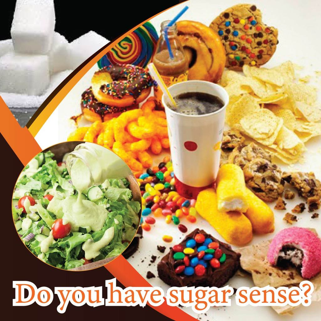 Do you have sugar sense?