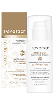 REVERSA UV ANTI-SPOT LIGHTENING CR 50 ML - BiosenseClinic.ca