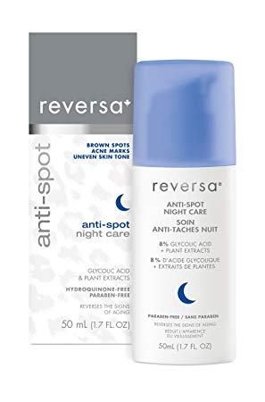 REVERSA ANTI-SPOT NIGHT CR 50 ML - BiosenseClinic.ca