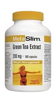 MetaSlim Green Tea Extract - BiosenseClinic.ca