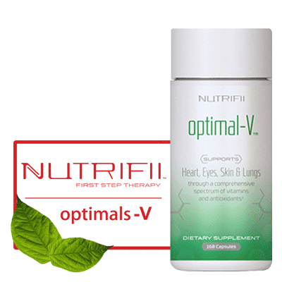 Nutrifii Optimal V - BiosenseClinic.ca