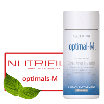 Nutrifii Optimal M - BiosenseClinic.ca