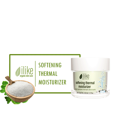 Ilike Moisturizer - Softening Thermal - BiosenseClinic.ca