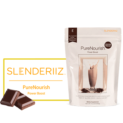 Slenderiiz PureNourish (Power Boost) - BiosenseClinic.ca