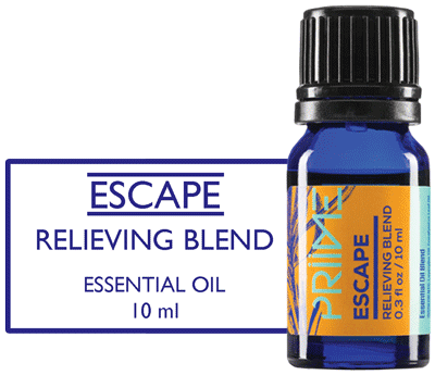 Priime Escape Essential Oil - BiosenseClinic.ca