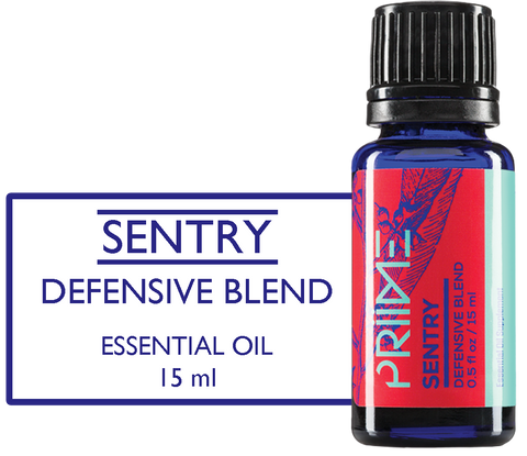Priime Sentry Essential Oil - BiosenseClinic.ca