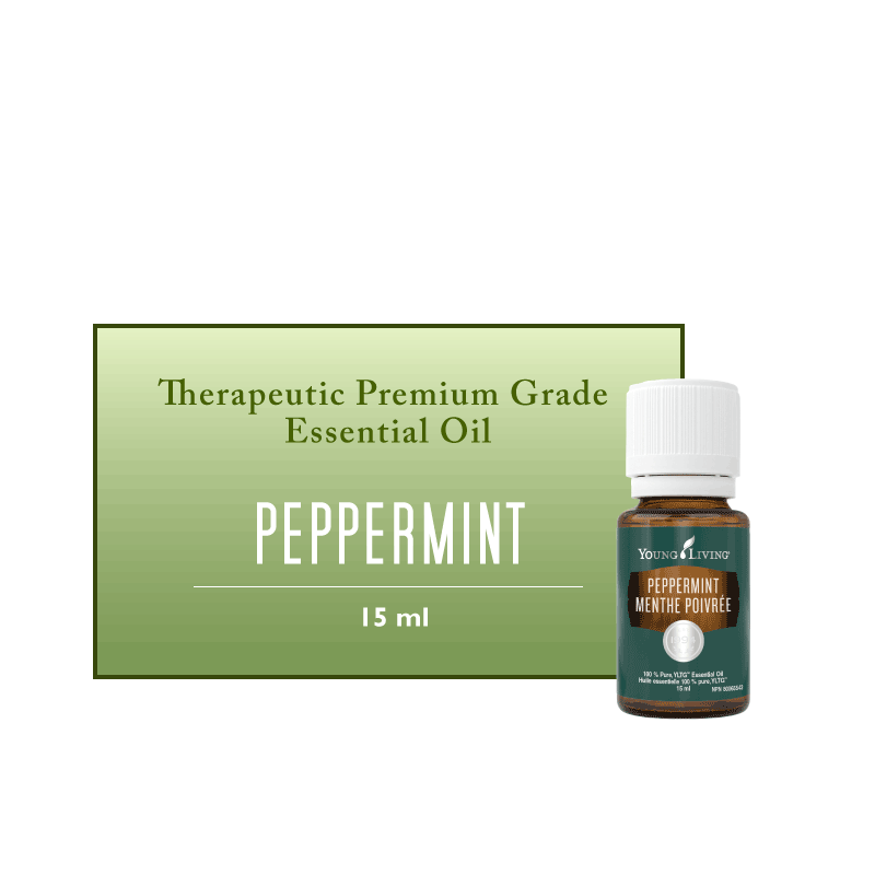 YL Peppermint Essential Oil - BiosenseClinic.ca