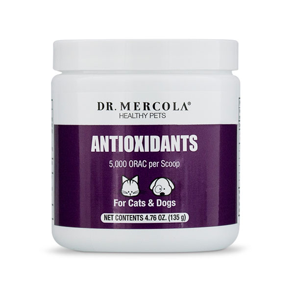 Dr Mercola Antioxidants for Pets - BiosenseClinic.ca