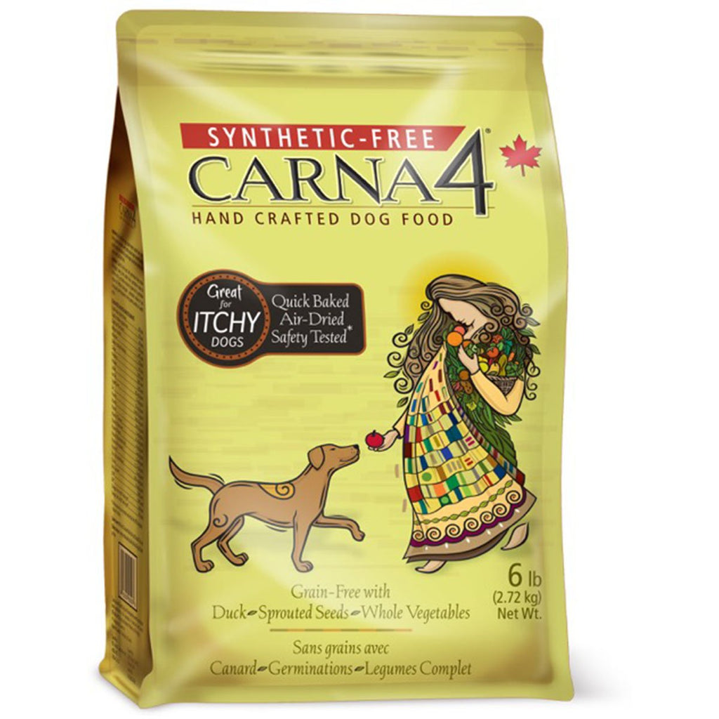 Carna4® Dog Food – Grain-free Duck - BiosenseClinic.ca