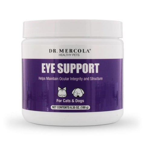 Dr Mercola Eye Support for Pets - BiosenseClinic.ca