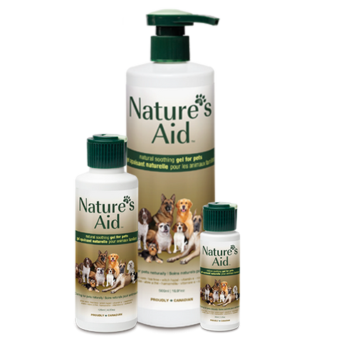 Nature's Aid True Natural Soothing Gel - BiosenseClinic.ca