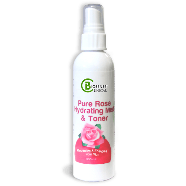 Pure Rose Hydrating Mist & Toner - BiosenseClinic.ca