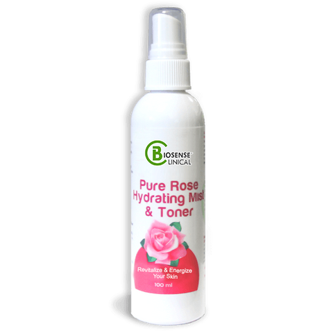 Pure Rose Hydrating Mist & Toner
