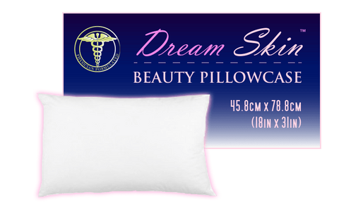 DreamSkin Hydrating, Beauty Pillowcase - BiosenseClinic.ca