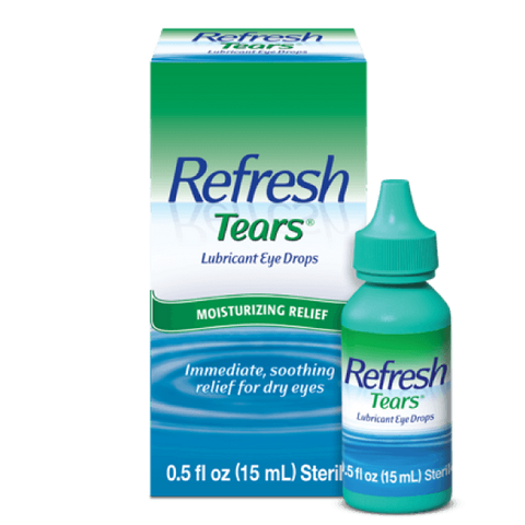 Refresh Tears Lubricant Eye Drops - BiosenseClinic.ca