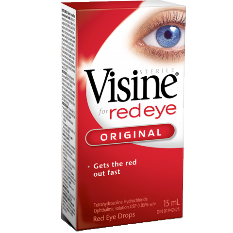 Visine Original Red Eye - BiosenseClinic.ca