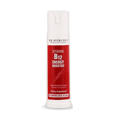 Vitamin B12 Energy Booster Spray (1mg) - BiosenseClinic.ca