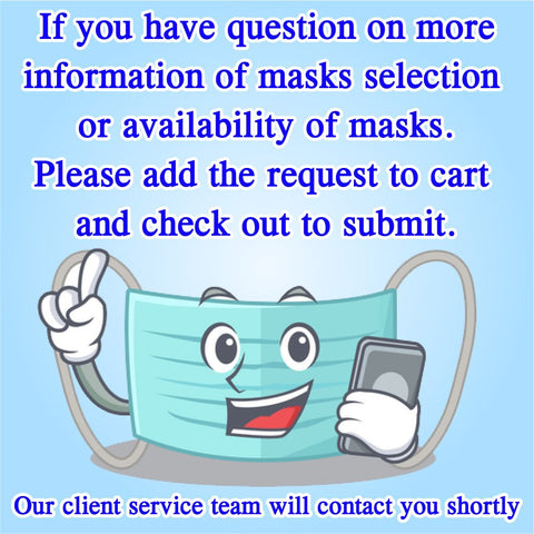 Biosense Clinic Masks Request - BiosenseClinic.ca