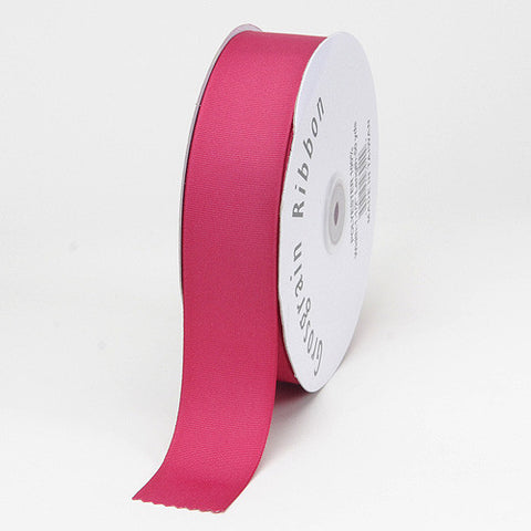 Grosgrain Ribbon Matte Finish Colonial Rose ( W: 3/8 inch | L: 50 Yards ) -